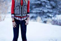 Winter Look Book / by Jane Hwang