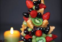 Comida de navidades y fiestas