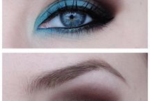 Eye make-up inspirations