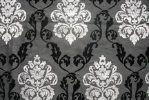 Color: Black Gray and White / Interior design, decorating, color scheme / by nataliesearlyattic