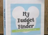 budget binder / by Cindy Ivy