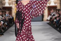 trajes flamencas