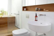 Bathroom + love //