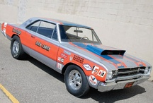 DODGE DART RACING