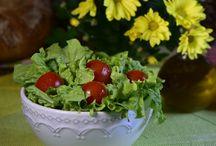 Ensaladas / Un manjar para acompañar con cualquiera de nuestros deliciosos asados.