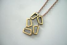 necklace ideas / by Becca Baughman