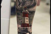 Tatuaje del brazo