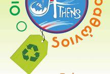 10. ECO Περιβάλλον - ECO Environment / ECO Περιβάλλον. Στάση Ζωής!  Πρόγραμμα ανακύκλωσης.