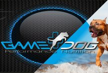 GAME DOG Performance Nutrition / www.gamedog.eu