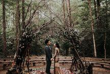 Wedding // Boho Dekoration