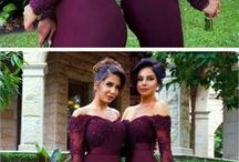 Gwy's Bridesmaid Dresses