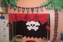Classroom Theme: Pirates