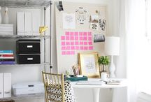 Home Office / by Erin Macdonald
