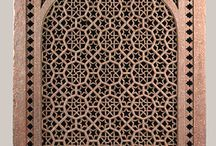 Jaali screen / New found love for Mughal jaalis
