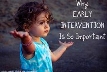 Why Early Intervention? / Learn about early intervention and the value of starting early to help your baby. Resources to reduce fear so you can gather information and support.