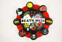 Game Updates / Updates and photos about Death Wish.