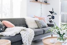 Scandi livingroom
