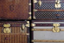 Trunk Show / i adore luggage. it holds the stories of travel & adventure of the people who once carried it and those that one day will.  / by Holly May