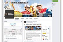 Ideam Aeternan official social media pages.