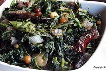 Poriyal/Side dishes
