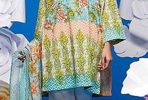 Warda / Warda has a large variety of Pakistani lawn suits online. Buy Ward stitched lawn suits at 786shop.com.