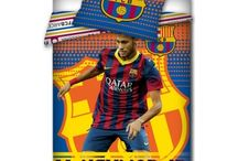 Neymar FC Barcelona bedding collection | Neymar FC Barcelona kolekcja / Neymar FC Barcelona bedding set and accesories collection | Neymar FC Barcelona kolekcja