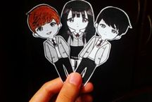 who are you school 2015 / who are you school 2015 fan arts