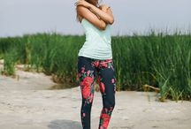 Fit Apparel / My dream wardrobe! I live in active wear