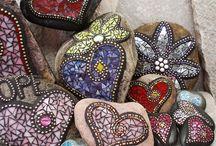 Mosaic Things are Beautiful / All things mosaic