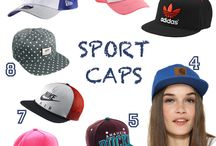 Sport Caps & Hats