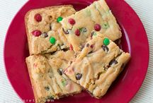 Sweet snacks / by Sara Rottinghaus