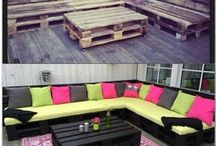 outdoor ideas / by Vicki Young Yates