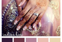 Inspired Colour pallet