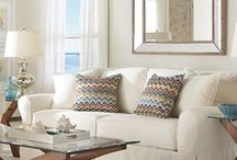 Front living room / by Carole Sparks