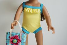 FREE Swimsuit Pattern For Dolls