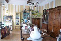 Le Brocantage / Negozio di antiquariato e vintage con laboratorio di restauro e decorazione