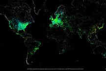 Mapas Interesantes / Un diferente punto de vista de la actualidad e historia del planeta