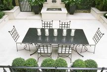 inspiration: outdoor spaces