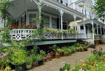 Porches/Stoepe