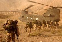 El helicóptero en la guerra de Afganistán (07 Oct 2001 - Presente)