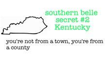 Kentucky Girl / by Brandi Byron