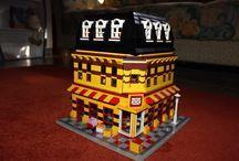 Joe 72 / Lego Post