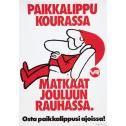 Finland in travel / Finnish Design: Posters / Vintage. From Tom of Finland to Joulupukki. Kotimaisia matkailujulisteita. Mielikuvia Suomesta