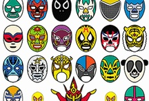 Lucha libre / by Alice Xavier
