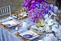 Purple Weddings and Soirees / by Vivian Villalon