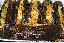 Recipes: Eggplant