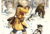 Vintage hunting