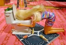 Barbie real life
