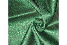 Fabrics for ball dress