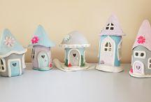 Whimsy ceramics